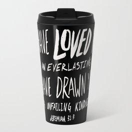 Everlasting Love II Travel Mug