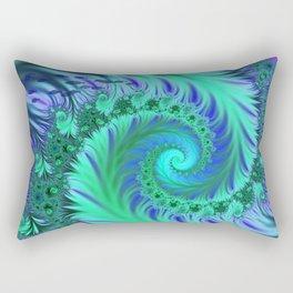 Artistic fantasy underwater life Rectangular Pillow