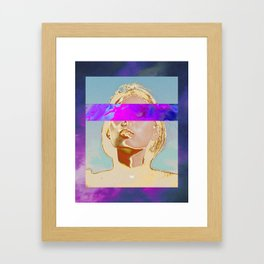 Or Framed Art Print