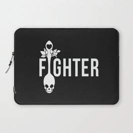 I Am A Fighter Laptop Sleeve