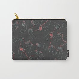 Fil Rouge (colored) Carry-All Pouch