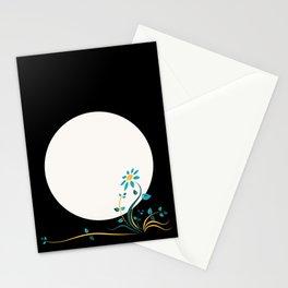 Moonlightflower Stationery Cards