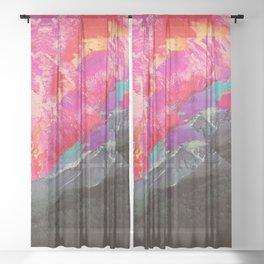 ctrÿrd Sheer Curtain