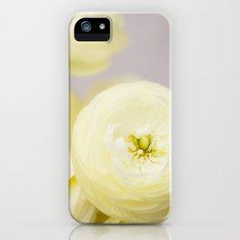 Cream IV iPhone Case