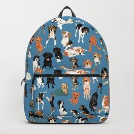 Hound District blue Backpack