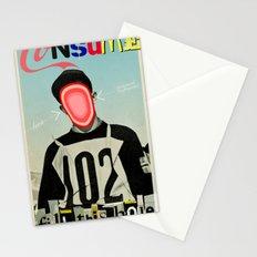 Empty inside Stationery Cards