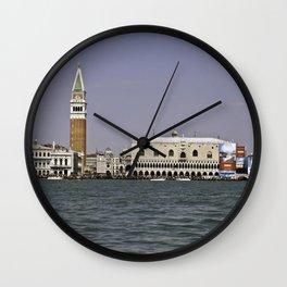 Piazza San Marco - Venice, Italy Wall Clock