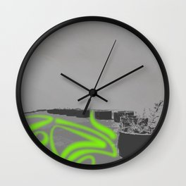 Endless Beds(1) Wall Clock