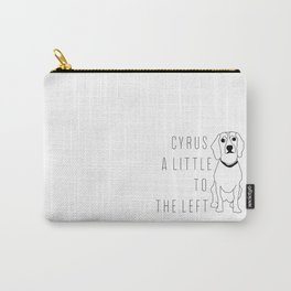 Cyrus, A Little To The Left Carry-All Pouch