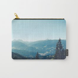Alps in Summer Carry-All Pouch