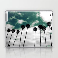 Palms in the sky Laptop & iPad Skin
