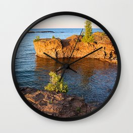 Cove Wall Clock