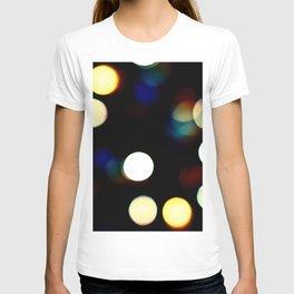 Bright Lights at Night T-shirt
