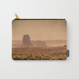 Desert Warmth Carry-All Pouch