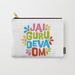 Jai Guru Deva Om Carry-All Pouch