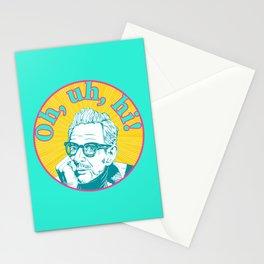 Hello From Jeff Goldblum Stationery Cards