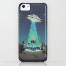 Abducted iPhone 5c Slim Case