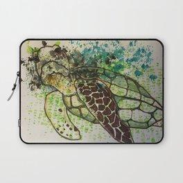 Hawksbill Sea Turtle Laptop Sleeve