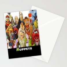 The Muppets Stationery Cards