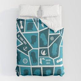 Teen Wolf: A Summary Comforters