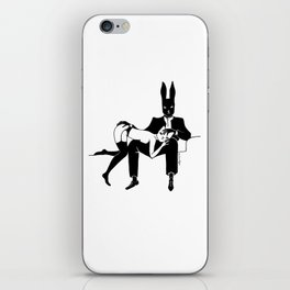 Love your master iPhone Skin