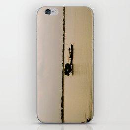 A break in the monsoon rains iPhone Skin