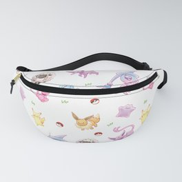 Poker faces Fanny Pack
