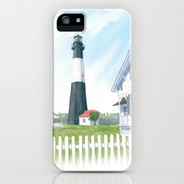 Tybee iPhone Case