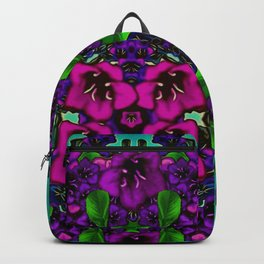 mandala universe and all will be in bloom again Backpack