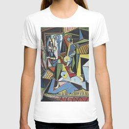 Pablo Picasso Les Femmes Dalger T-shirt