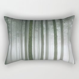 Forest Walk Rectangular Pillow