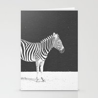 camouflage Stationery Cards featuring CAMOUFLAGE by DANIEL COULMANN