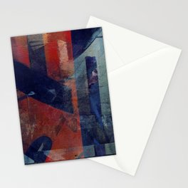 held together by stones Stationery Cards
