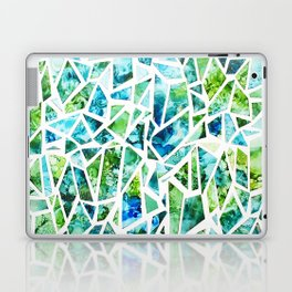 Coastal Mosaic Bright Laptop & iPad Skin