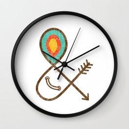 Amperhood Wall Clock