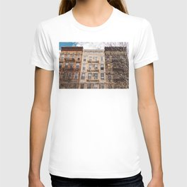 NoLita Architecture T-shirt