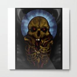 Skull King v.2.1 Metal Print
