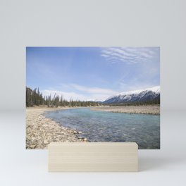 River Mini Art Print
