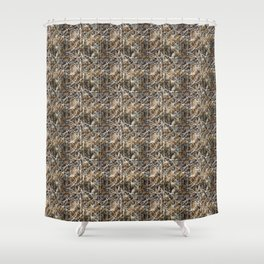Digital backgrounds Shower Curtain