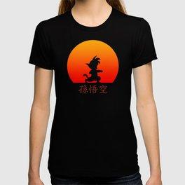 Young Saiyan Warrior T-shirt