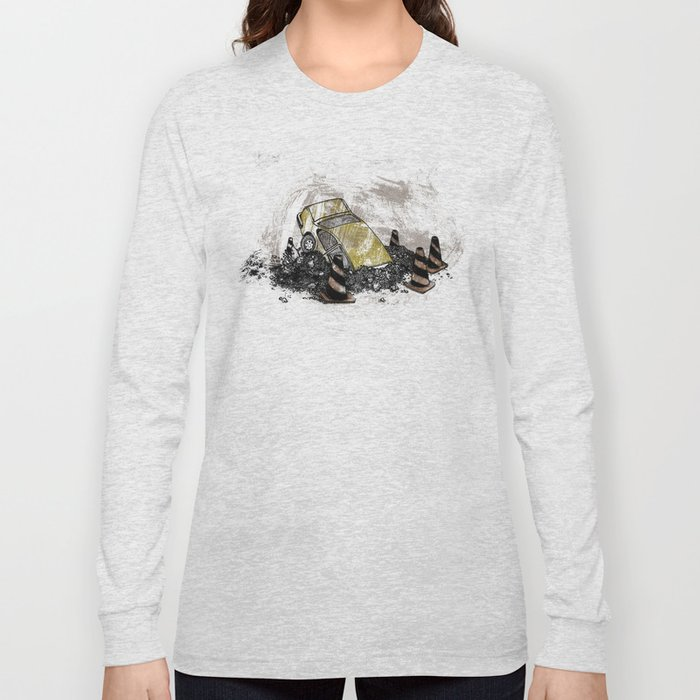 Where is? daddy Long Sleeve T-shirt