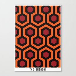 The Shining by Adam Armstrong Canvas Print