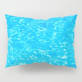 Water in pool Pillow Sham