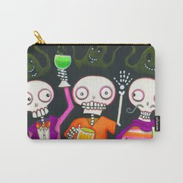 Halloween Happy Hour Carry-All Pouch