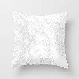 Subtle purple Throw Pillow