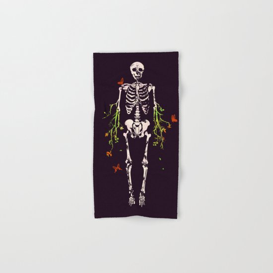 Dead is dead Hand & Bath Towel