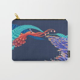 Dancing monster Carry-All Pouch