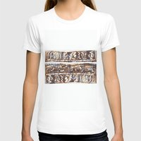 african T-shirts featuring african by Silvia Gentilini
