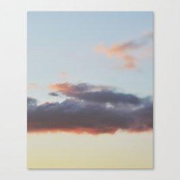 Dreamy Cloudscape Canvas Print