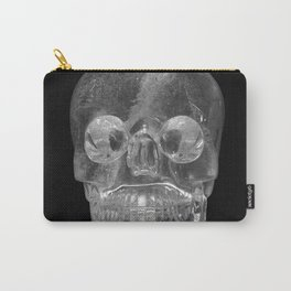 Crystal Skulls | Crystal Skull Museum Carry-All Pouch